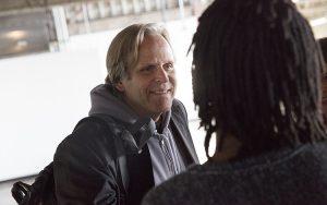 Jim Rygiel visiting campus