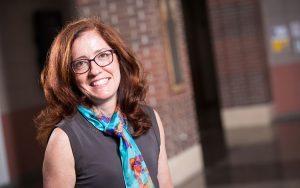 Laura Peracchio will be the inaugural Judith H. and Gale E. Klappa Endowed Professor of Marketing at the University of Wisconsin-Milwaukee's Sheldon B. Lubar School of Business. (UWM Photo/Troye Fox)