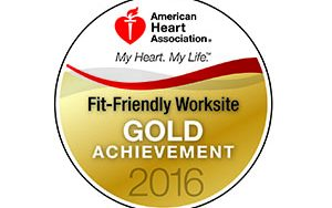 Gold Fit-Friendly seal