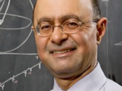 Abbas Ourmazd, a UWM distinguished professor of physics
