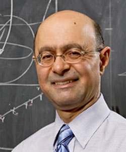 Abbas Ourmazd, a UWM distinguished professor of physics