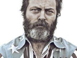 Comedy Bash headliner Nick Offerman.