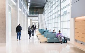 Kenwood Interdisciplinary Research Complex.