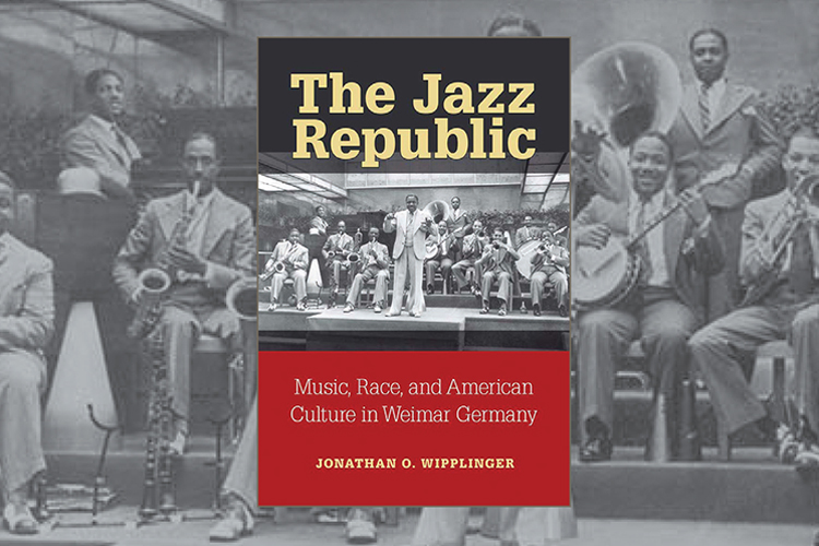 the jazz republic  music  race  and american culture in