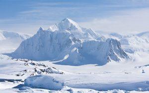 Antarctic mountain