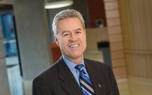 Chancellor Mark A. Mone