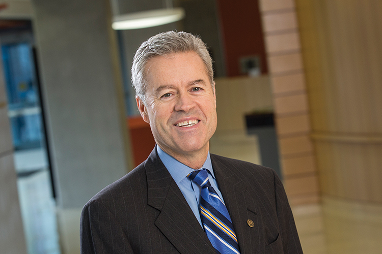 Chancellor Mark A. Mone