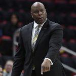 UWM coach Pat Baldwin