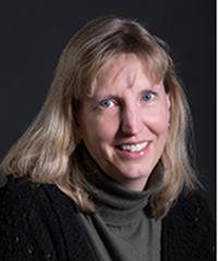 Nursing professor Rachel Henrichs smiles at the camera