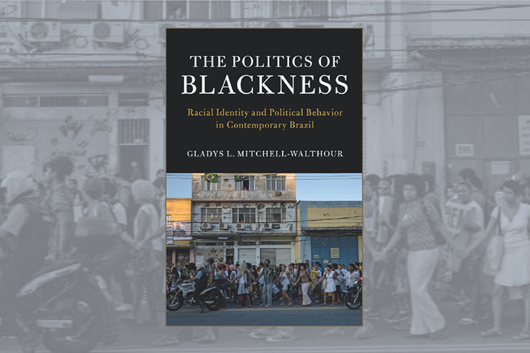 The Politics of Blackness book cover