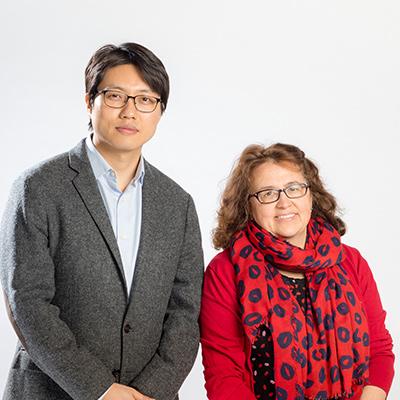 Wonchan Choi and Maria Haigh