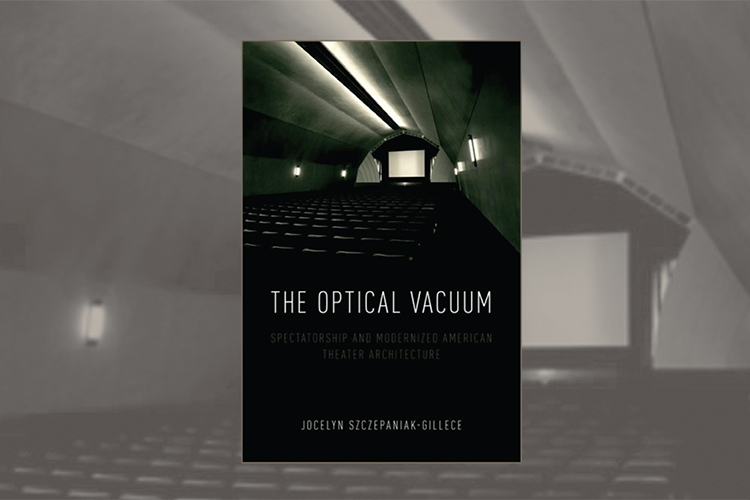 The Optical Vacuum book cover