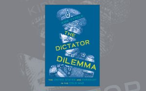 The Dictator Dilemma book cover