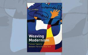 Weaving Modernism book cover