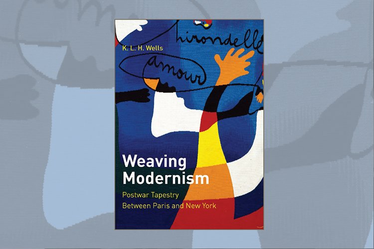 Weaving Modernism book cover