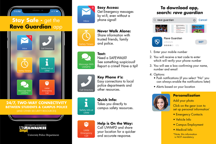 New App Helps Uwm Students Stay Safe