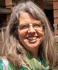 Headshot of Kristine Swanson