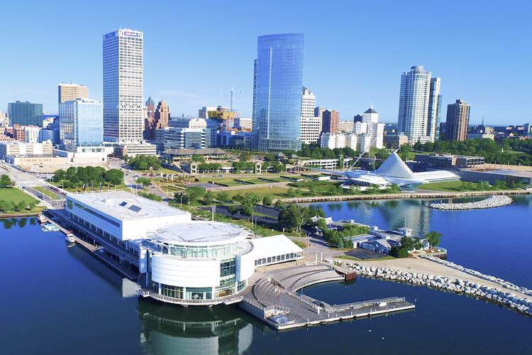 Milwaukee and Lake Michigan