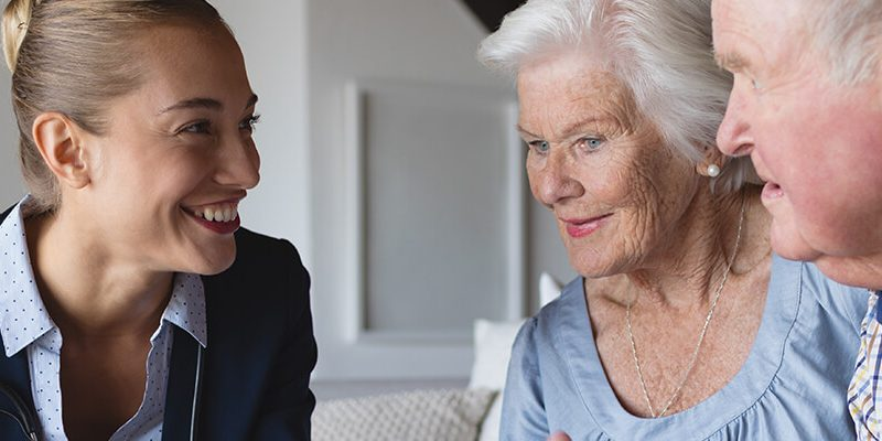 Adult Gerontology Acute Care Nurse Practitioner working with patients