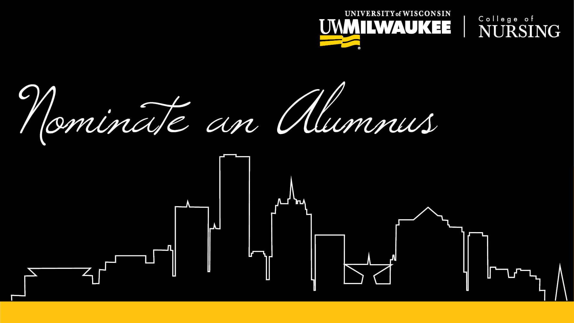 Milwaukee SKyline Nominate an Alumnus