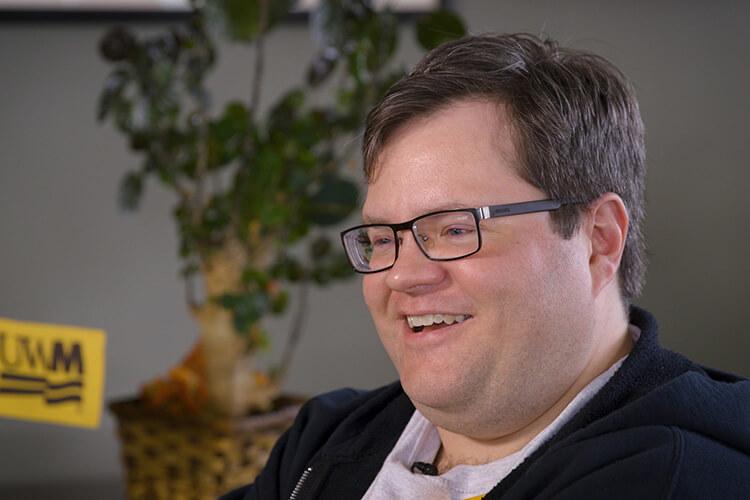 Joshua Hardin, PhD, video placeholder for Online PhD in Nursing