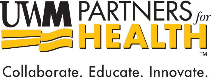 UWM Partners for Health, Collaborate. Educate. Innovate.