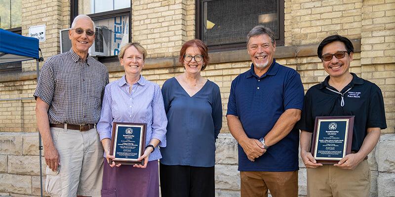 Food Security for America Recognizes UWM College of Nursing