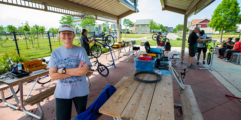Westlawn event helps create healthier environment for neighborhood