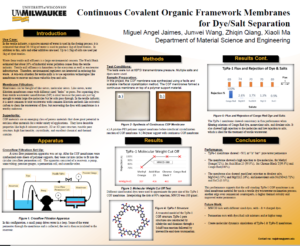 Poster that will be presented at conference