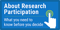 About Research Participation: What you need to know before you decide