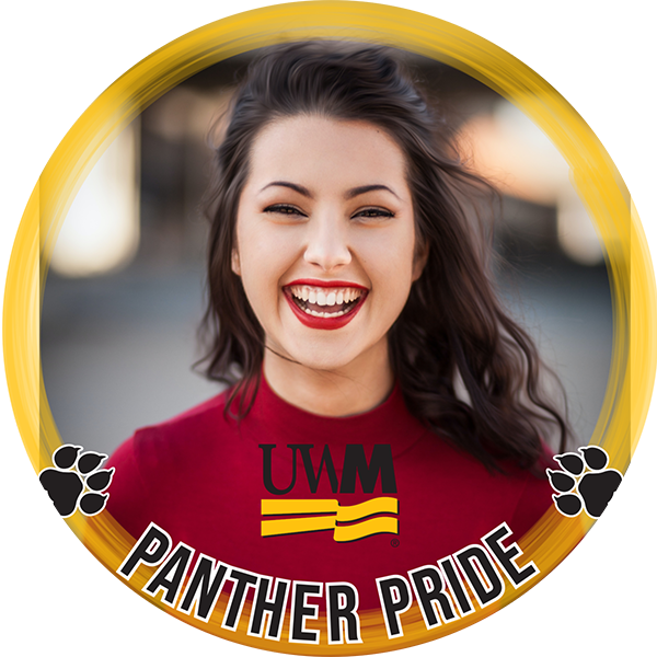 Facebook Profile Picture Frame | UWM Panther Pride