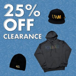 25% off all clearance