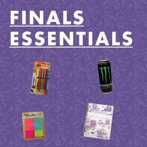 get ready for finals!