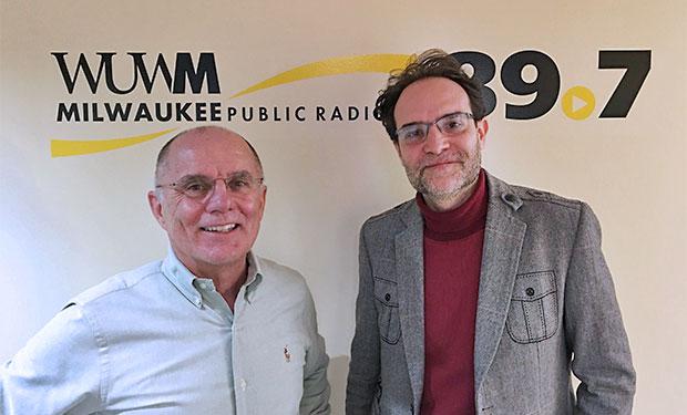 Tom Luljak and Luca Ferrero