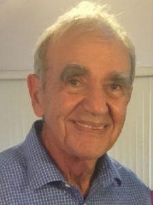 Picture of Prof. Emeritus Moises Levy