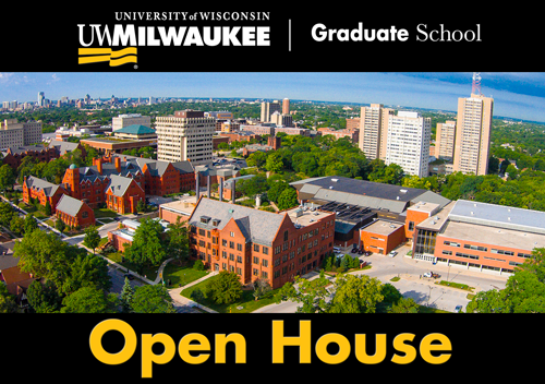 Register now for the 2021 Virtual Graduate School Open House