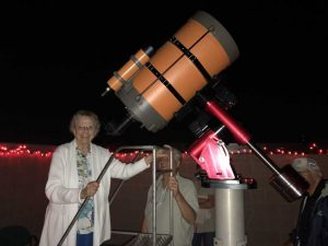 Celestron C14 Telescope on Paramount MX+ Mount
