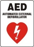 Automated External Defribillator Symbol Picture