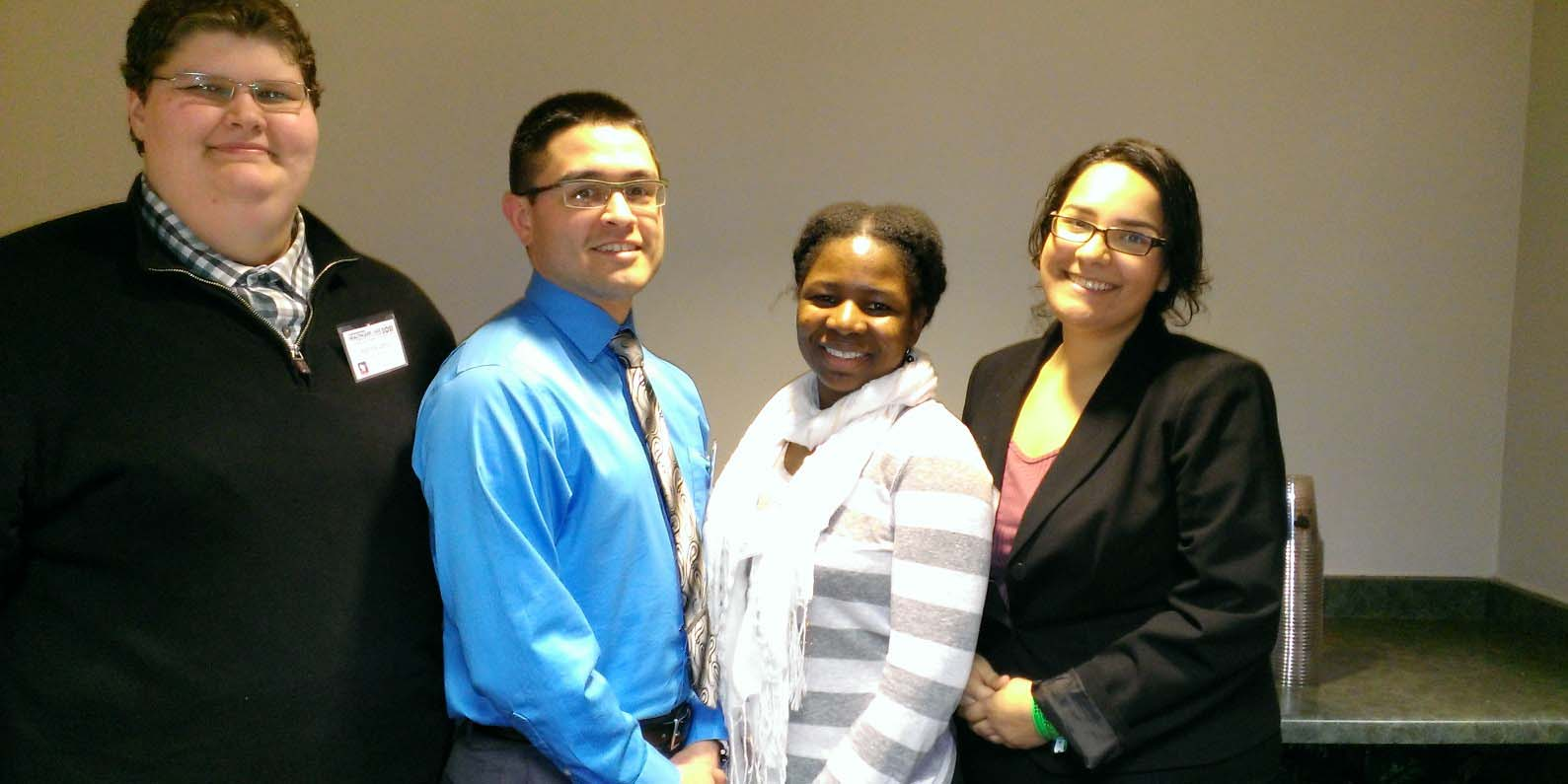 Zilber students participate in annual AHEC IPE Case ...