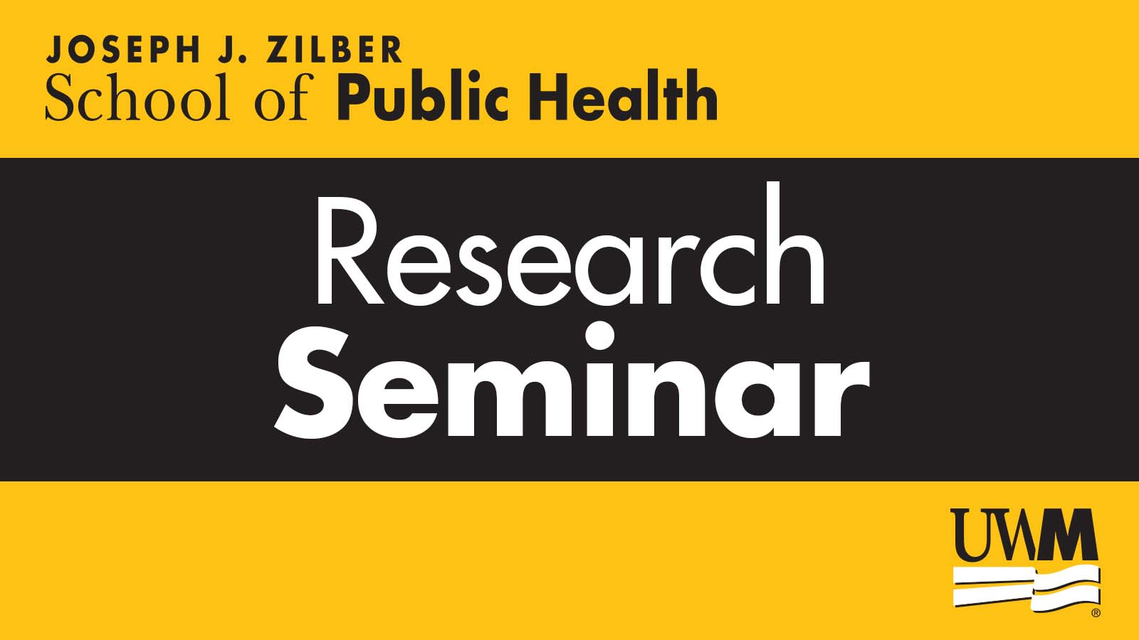 Details For Event 18963 – Research Seminar - Implementation Science in Action: The Balanced Opioid…
