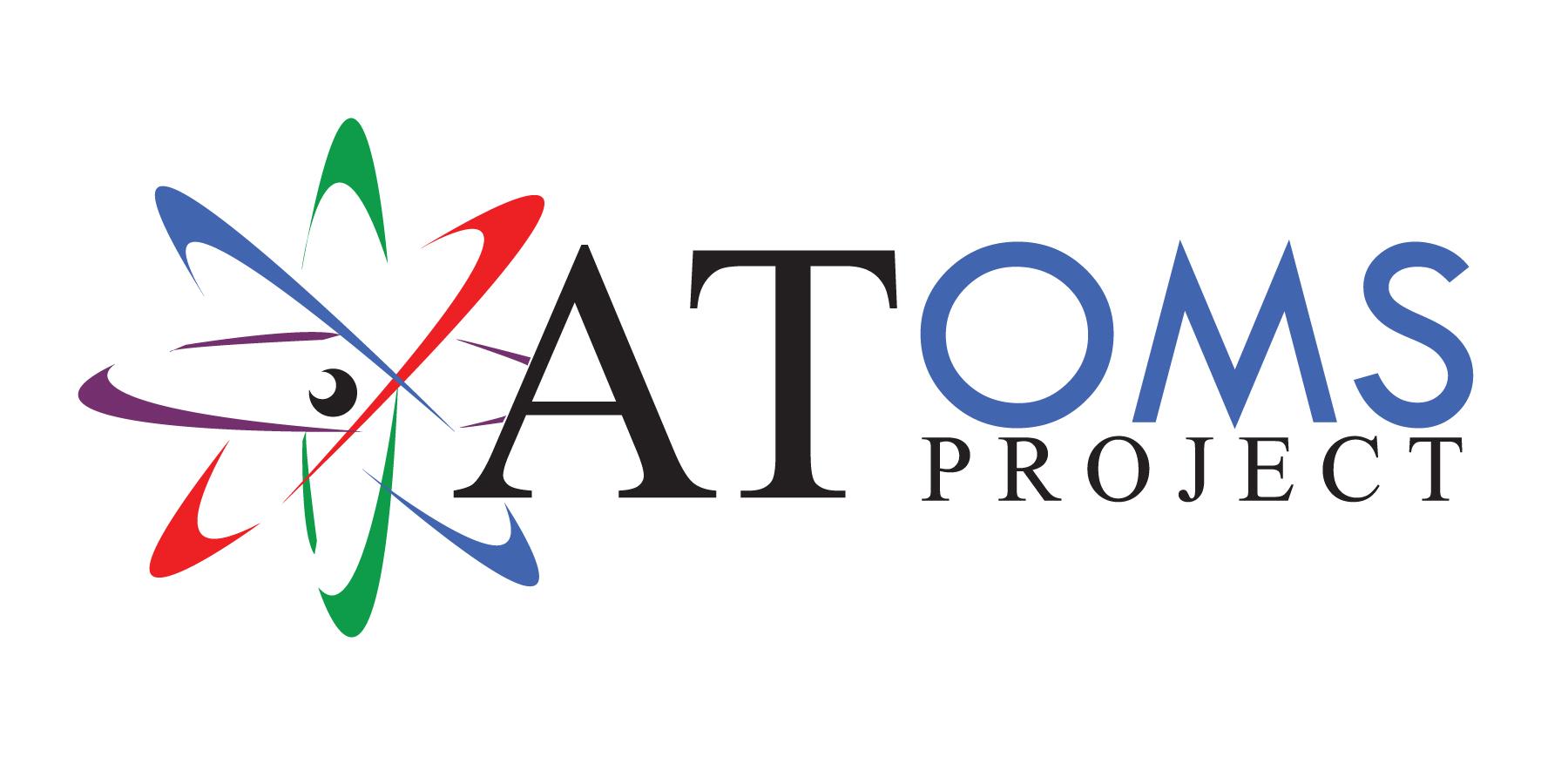 ATOMS Project Logo (large)