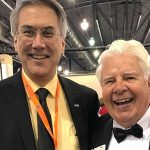 Photo of Roger O. Smith and Fred Sammons
