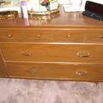 Photo of an accessible drawer with drawer pulls in Milwaukee Idea Home