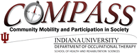 Indiana University COMPASS lab logo