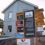 Photo of Milwaukee Idea Home construction site