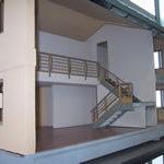 Photo of the interior model of Milwaukee Idea Home