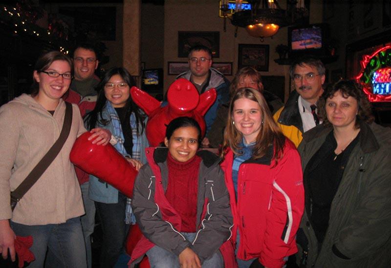 2005 R2D2 Staff Photo