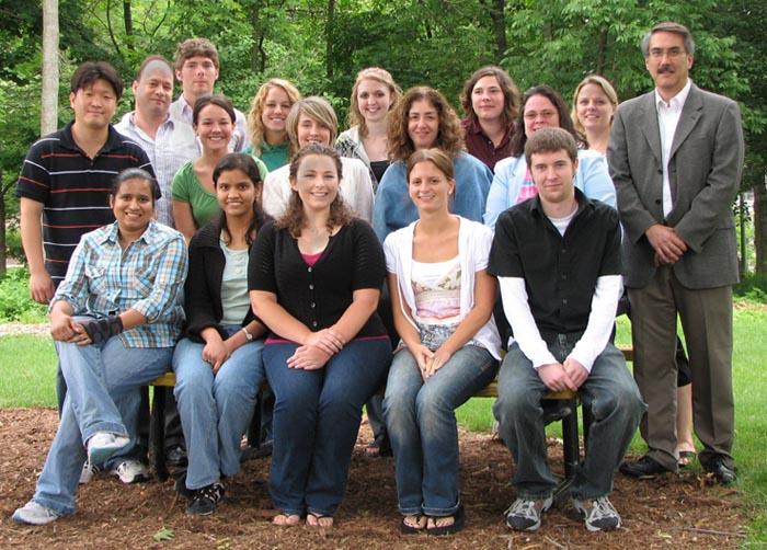 2009 R2D2 Staff Photo