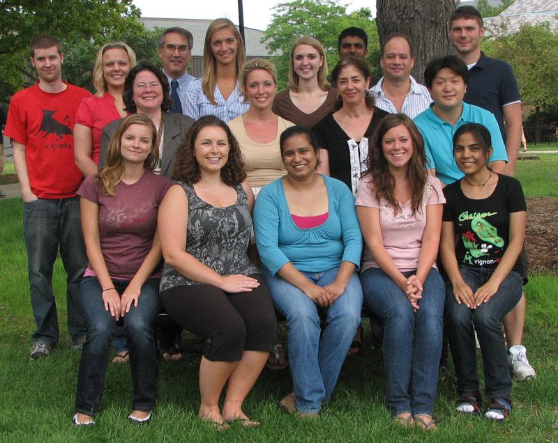 2010 R2D2 Staff Photo