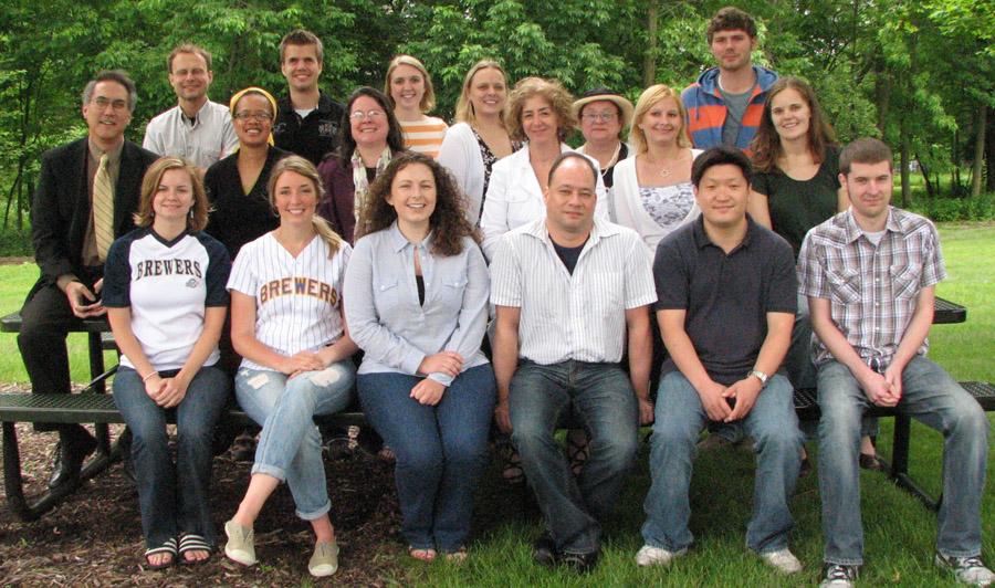 2011 R2D2 Staff Photo